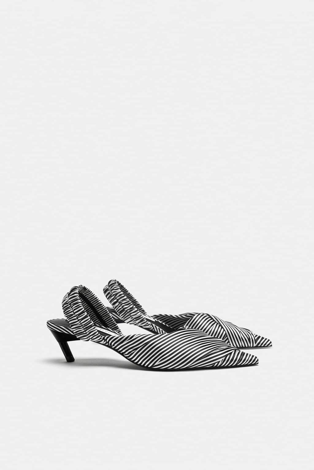 Sko med print fra Zara |250,-
