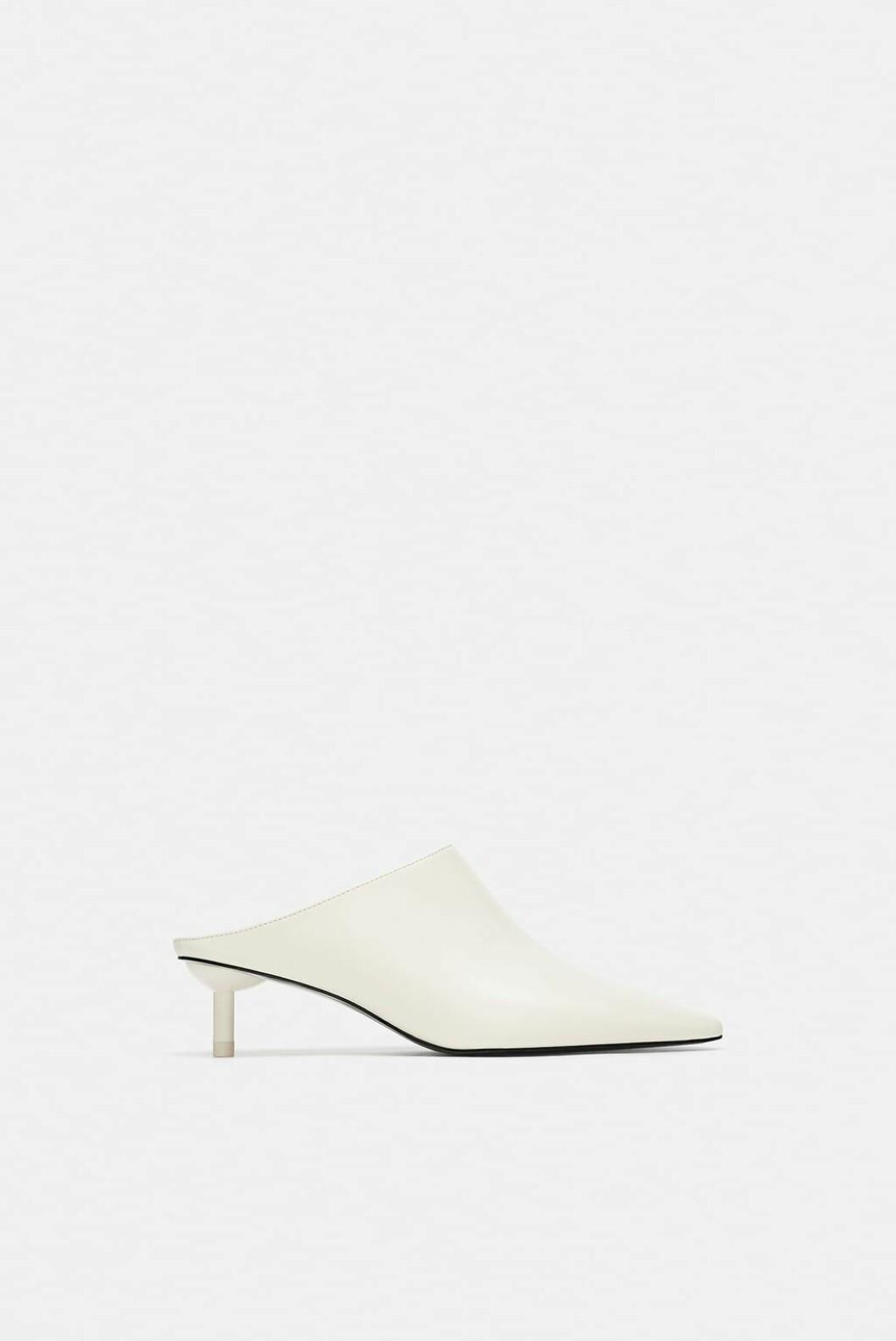 <strong>Hvite sko fra Zara |400,-| https:</strong>//www.zara.com/no/no/h%C3%B8yh%C3%A6lt-sko-med-%C3%A5pen-h%C3%A6l-og-vriststykke-p17204301.html?v1=6449247&v2=1177663
