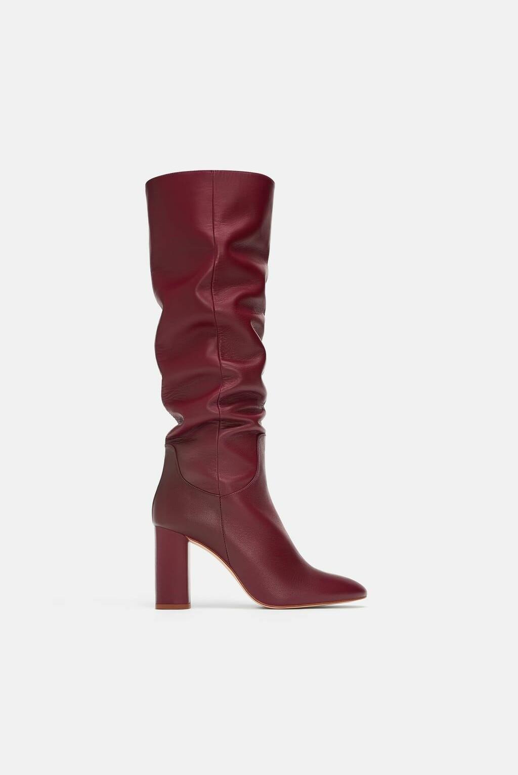 Støvletter fra Zara |500,-