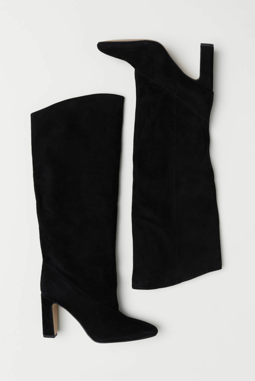 <strong>Boots i semsket skinn fra H&M |800,-| https:</strong>//www2.hm.com/no_no/productpage.0521978001.html