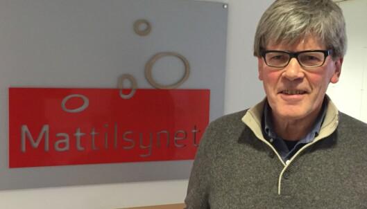 <strong>INGEN GARANTI:</strong> Rune Jemtland mener man ikke har noen garanti for at ingrediensene i kosmetiske produkter ikke er testet på dyr. Foto: Mattilsynet.