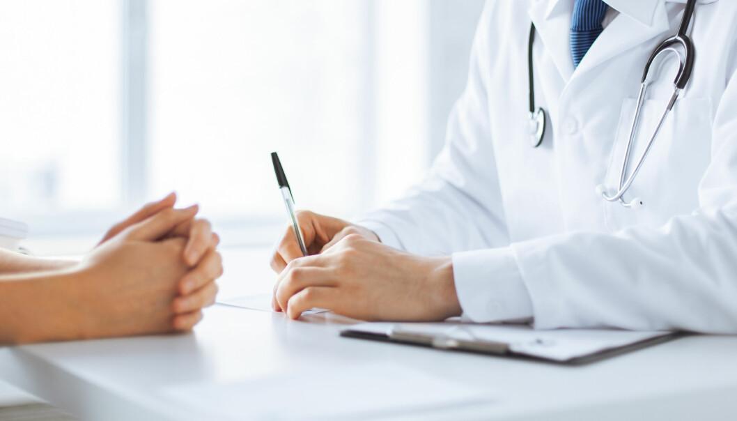 HELSEANGST:Det er mange som utsetter eller dropper å dra til legen selv om de har klare symptomer fordi de er redde for å være alvorlig syke. Det kallers «FOFO» - Fear Of Finding Out health problems. FOTO: NTB Scanpix