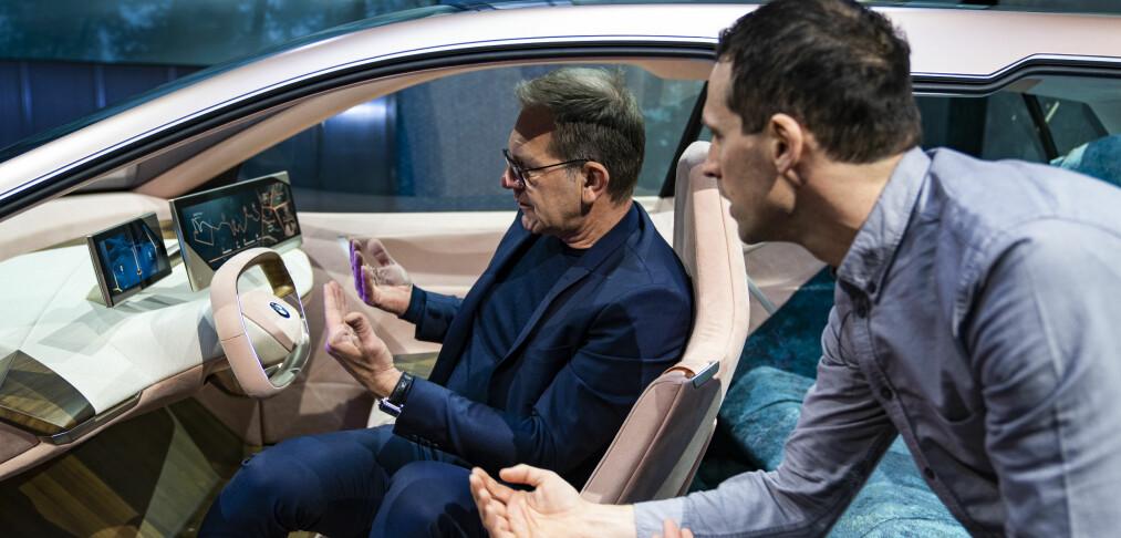 BMW: Dette er den ultimate fremtidsbilen