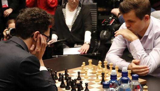 Vil ha sjakk-VM i Norge. Brudd tenner håpet
