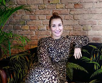 <strong>EKSPERTEN:</strong> Claire Smith-Warner, merkevaresjef for Seedlip som produserer verdens aller første alkoholfrie sprit.FOTO: Helle Valebrokk