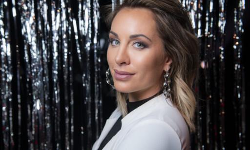 TRE GANGER: Carina Dahl skal delta i Melodi Grand Prix for tredje gang, men er ikke redd for å bli «Grand Prix»-Carina riktig ennå. Foto: Lars Eivind Bones / Dagbladet