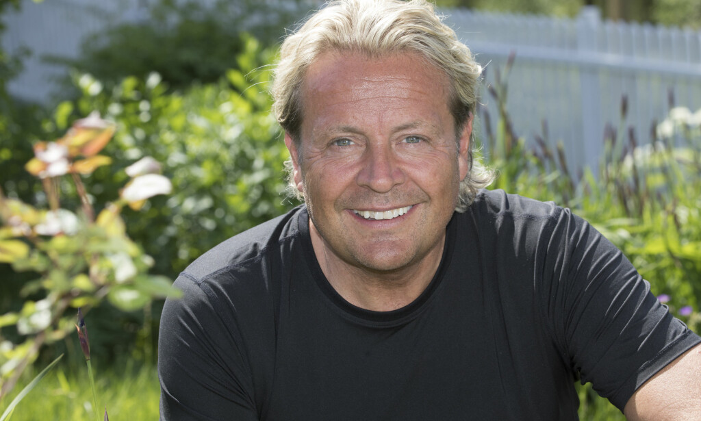 I RETTEN: Denne uken var det pressetreff for «Farmen Kjendis». Der var ikke Runar Søgaard. Foto: Morten Eik / Se og Hør