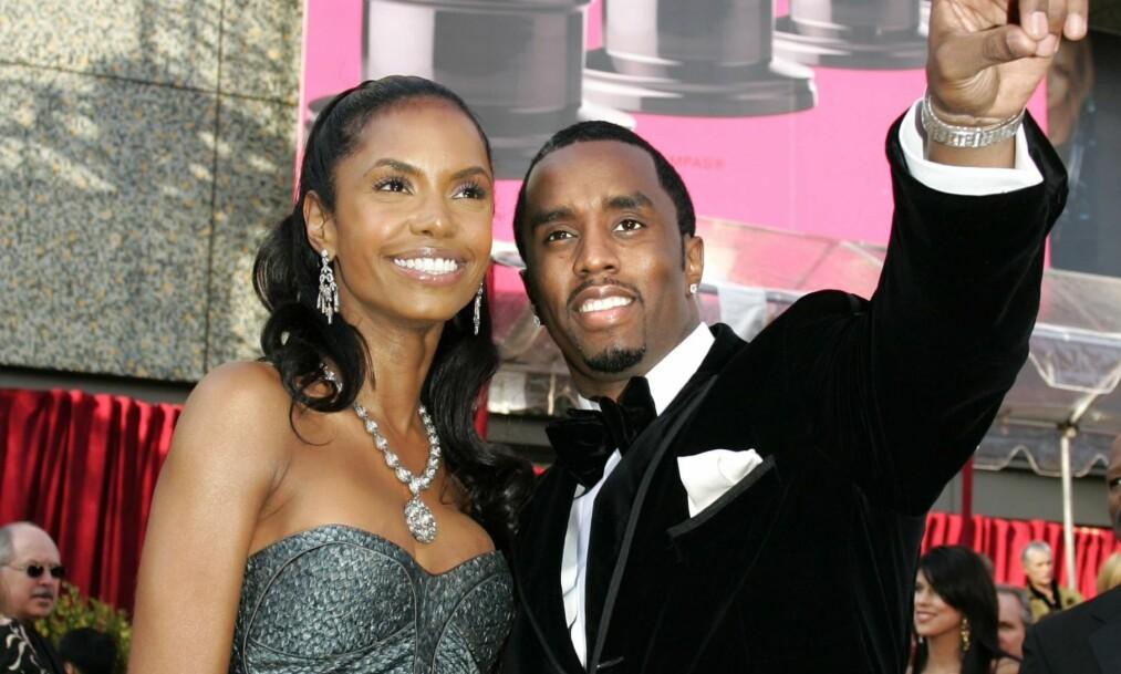 LANGVARIG FORHOLD: Kim Porter og rapstjernen Sean «Diddy» Combs hadde et turbulent forhold fra de møttes i 1994 til de gikk hver til sitt i 2007. Her avbildet i 2005. Foto: NTB Scanpix