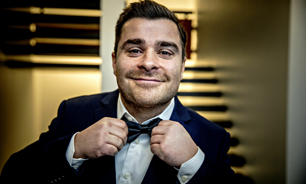 AGENT: Martin Giæver er programleder for «Den ultimate agent» på NRK. Under innspilling har han blant annet lært seg å avsløre løgn, og åpne hotellsafer uten kode. Foto: Nina Hansen / Dagbladet