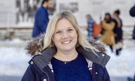 FRPs fraksjonsleder i Oslo, Aina Stenersen, liker forslaget fra MDG. Foto: Bjørn Inge Bergstuen