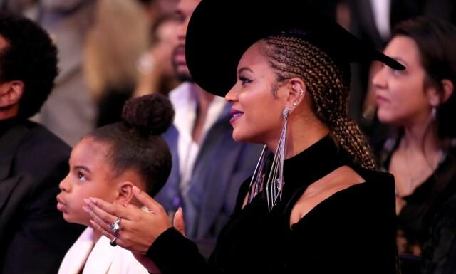 734e4703 Beyoncé og Blue Ivy - - Bildene av mor og datter skaper forvirring ...