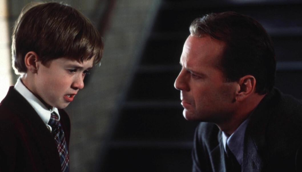 <strong>VERDENSBERØMT:</strong> Haley Joel Osment ble verdensskjent som Cole i «Den sjette sansen». Få år seinere forsvant han brått fra rampelyset. Foto: NTB Scanpix