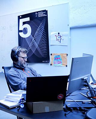 Sanity lager løsninger for utviklere, og må derfor sørge for å fungere bra med andre løsninger utviklere bruker. Som Gatsby, som de nå har lansert en plugin for. 📸: Ole Petter Baugerød Stokke