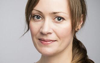 <strong>SMUTTHULL:</strong> Kaja Ringnes Efskind mener det er enkelt for selskaper å omgå loven mot dyretesting av kosmetiske produkter. Foto: Dyrevernalliansen.