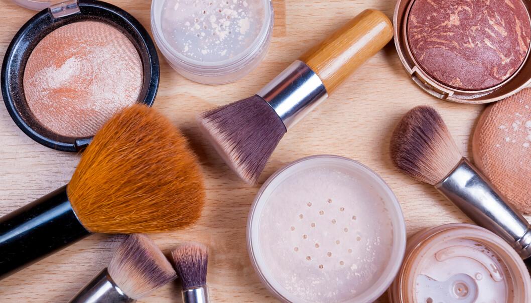<strong>KAN VÆRE DYRETESTET:</strong> Kosmetikk du kjøper i Norge kan være involvert i dyretesting. Foto: NTB scanpix.