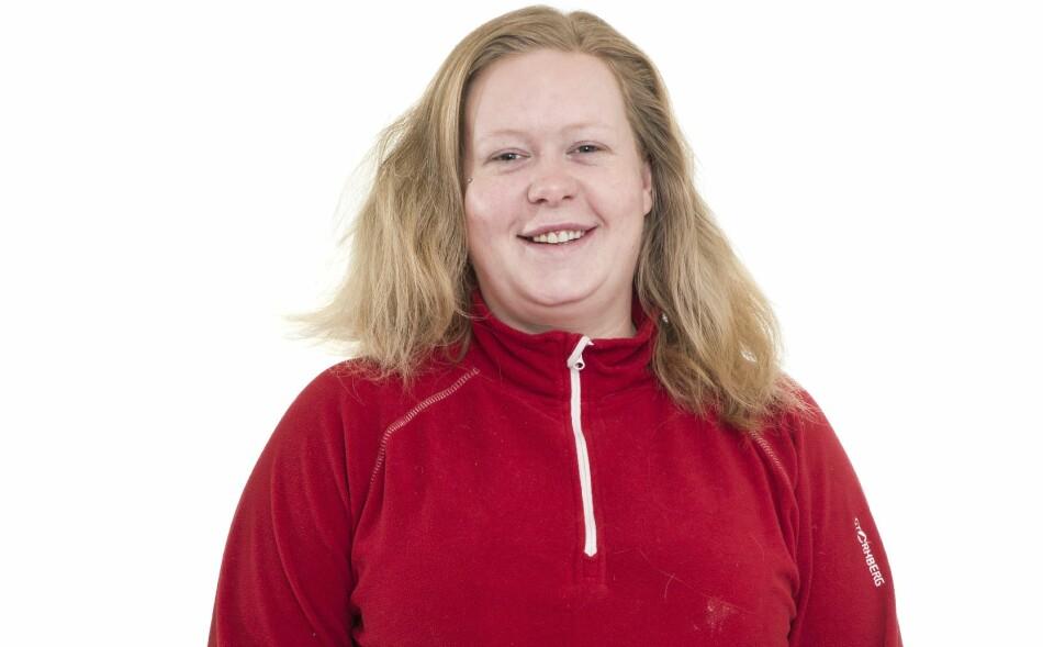 e5986418 BLI NY: Slik så Silje Margrethe ut før hun ble ny med KK. FOTO