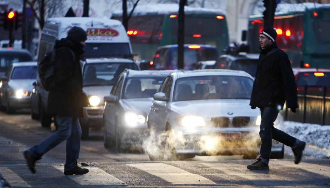 Sjekk luftkvaliteten i hver krok av landet