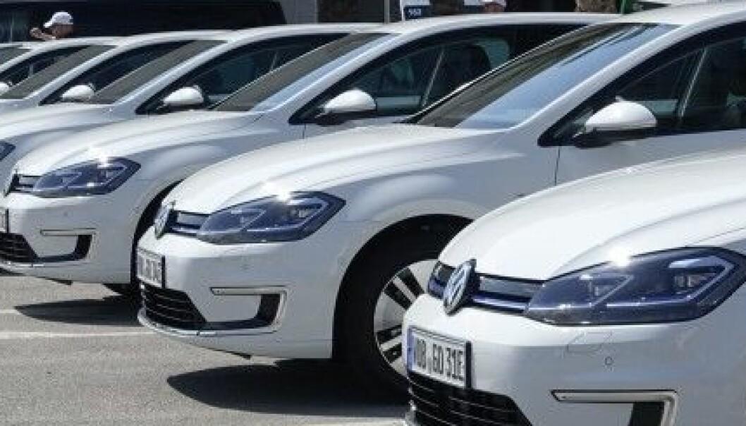 """Dette er markedets """"reneste"""" elbil. I-Pace kommer dårligst ut"""