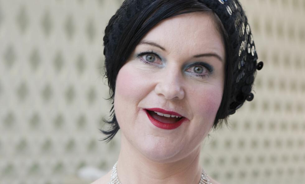 SYK: Christine Koht er kreftsyk og avlyser alle forestillinger. Foto: NTB Scanpix