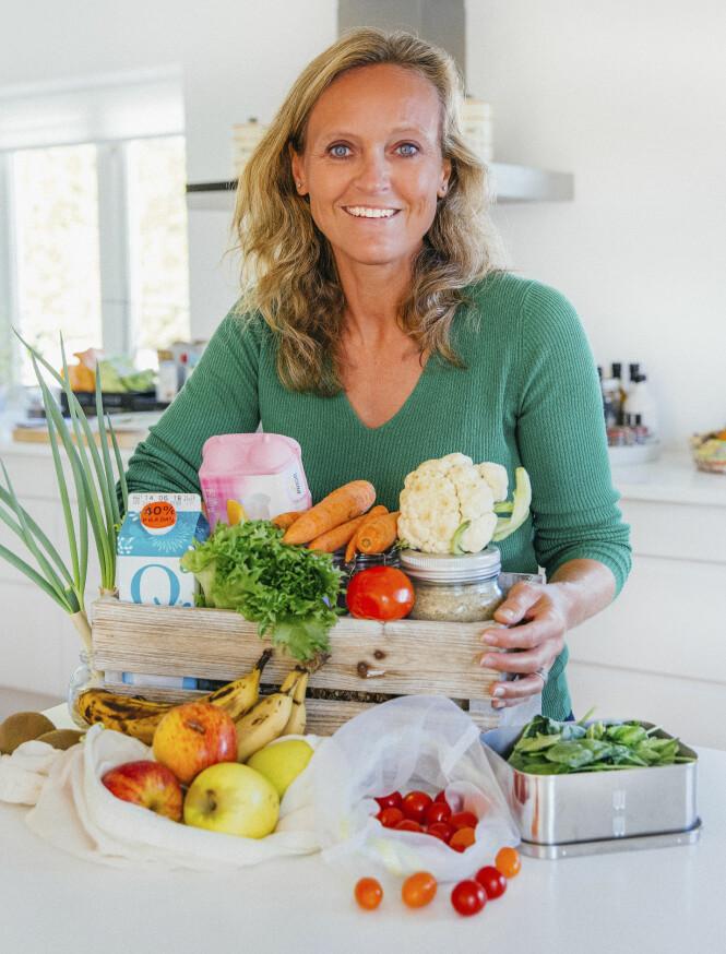 <strong>MATREDDER:</strong> Mette Nygard Havre og familien har inspirert mange andre familier til å også bli matreddere. Foto: