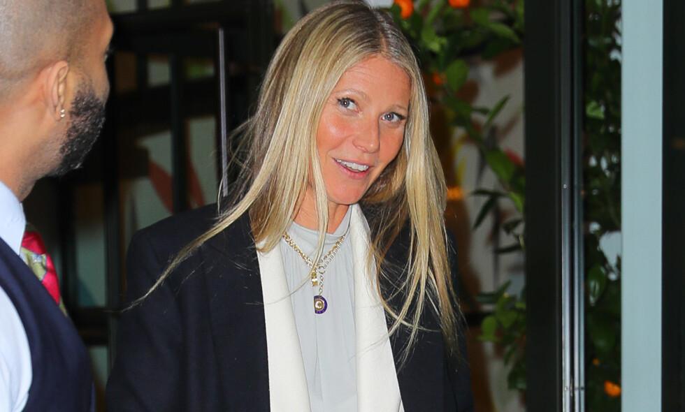 SAKSØKES: Gwyneth Paltrow skal ha vært innblandet i en skiulykke i 2016. Nå saksøkes hun for en enorm sum penger av mannen som hevder han ble skadet. Foto: NTB Scanpix