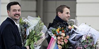 image: KrF-ministerens nye rådgiver var pornoavhengig