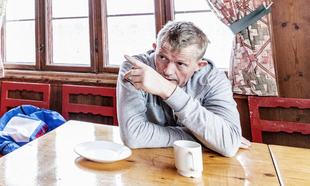 VERDENSVANT: Pål Anders Ullevålseter (50) har reist jorda rundt og konkurrert i noen av verdens tøffeste rallyløp. Opplevelsene har blitt mange, men ikke alltid positive. Foto: Hans Arne Vedlog / Dagbladet