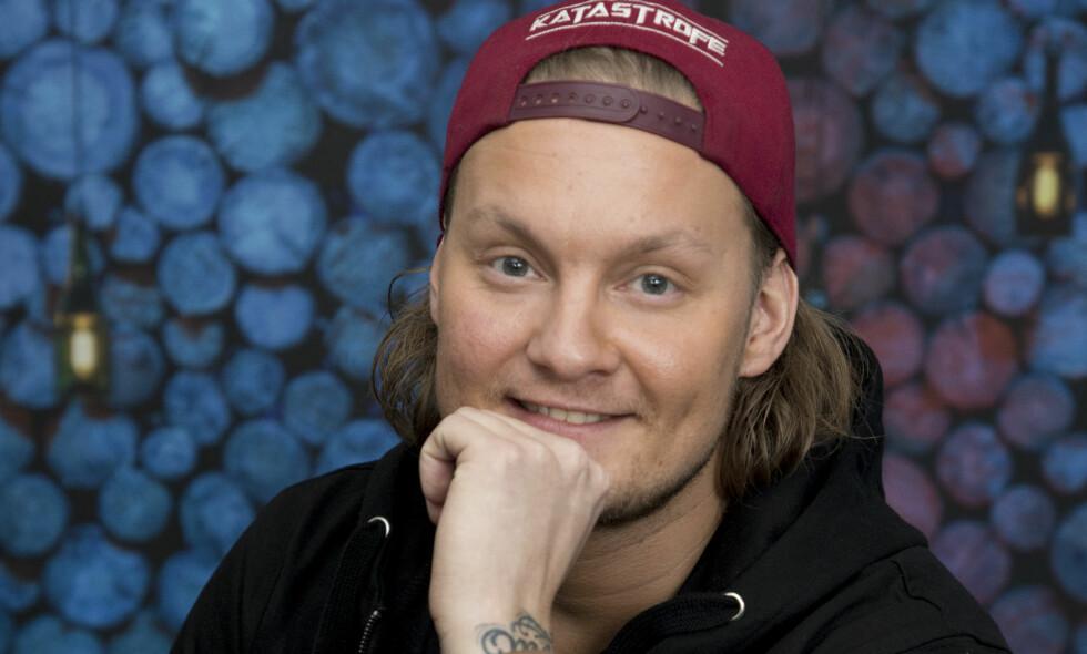 HOVEDPERSONEN: Lørdag er det Petter «Katastrofe» Kristiansens dag i «Hver gang vi møtes». Foto: Morten Eik / Se og Hør