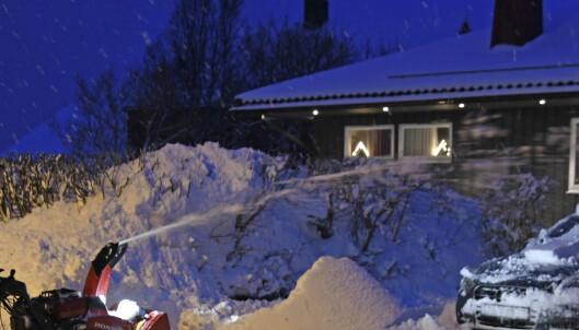 Dette gjør du hvis naboen nekter å måke snø