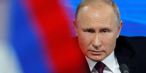 image: Putin kan avgjøre Syrias skjebne