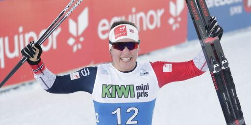 image: Udnes Weng knuste storfavoritten og vant gull