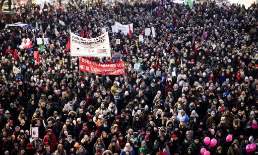 image: Abort blir hovedparole i Oslos 8. mars-tog