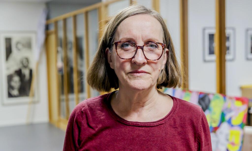 REAGERER: Nestleder Mari Linløkken i Antirasistisk senter synes Kongo-forkledningen i beste fall er tankeløs. Foto: Cornelius Poppe / NTB Scanpix