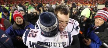 Super Bowl spilles i natt: Derfor vil amerikanerne at Tom Brady og Patriots skal tape