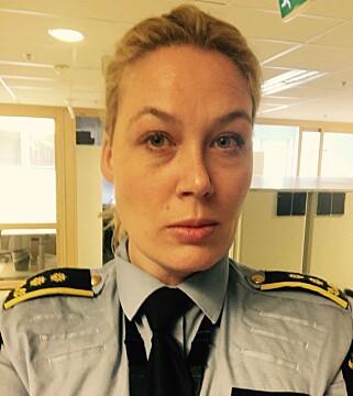 Politiadvokat: Tea Sletto Øverseth. Foto: Politiet