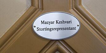 image: Derfor bør Keshvari fortsette som stortingsrepresentant
