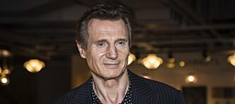 Hasteavlyser rød løper i New York etter Neesons sjokkutspill
