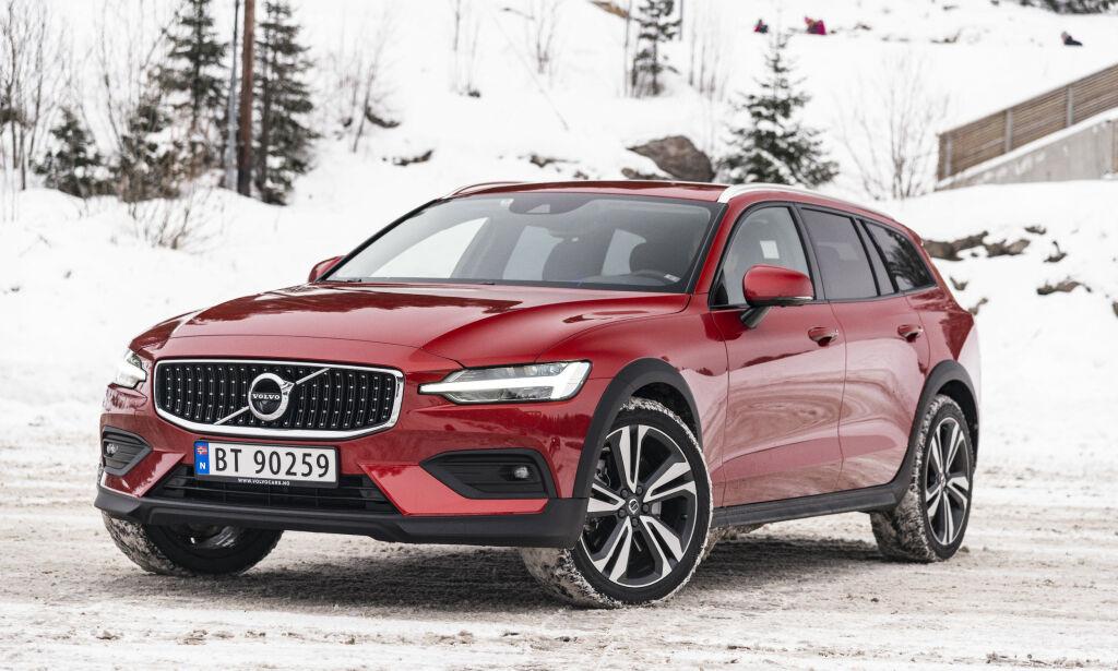 image: Volvo struper toppfarten på bilene sine