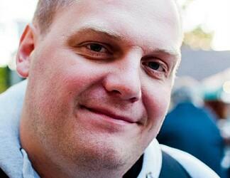 ANMELDTE: Harald Christiansen, akkrediteringssjef for Palmesus. Foto: Oda Aase Johnsen
