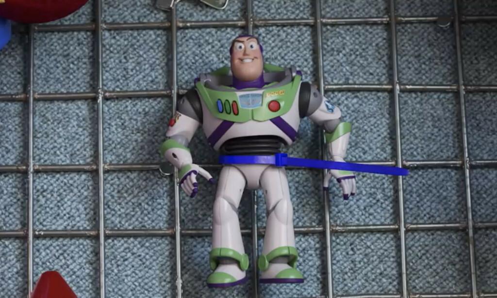image: Fjernet «metoo-scene» fra «Toy Story 2»