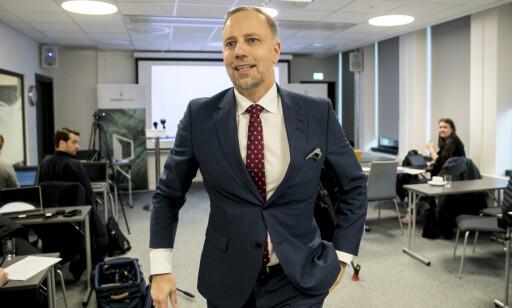 Administrerende direktør Christian Vammervold Dreyer i Eiendom Norge. Foto: Vidar Ruud / NTB scanpix