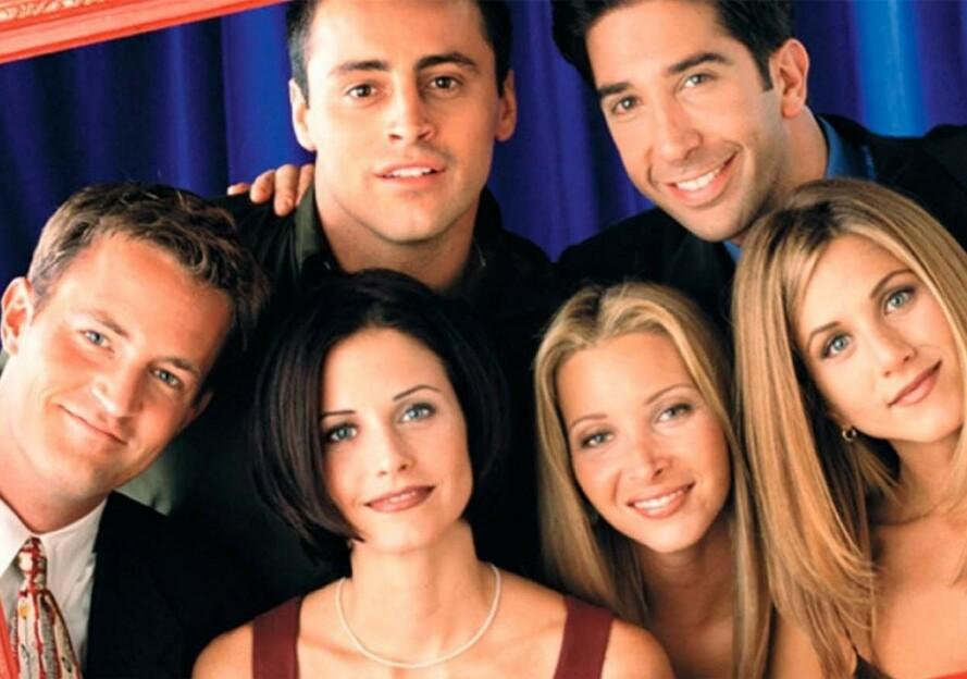VENNER FOR LIVET: «Friends» – som het «Venner for livet» på norsk – er en av de mest populære seriene gjennom tidene. FOTO: NTB Scanpix