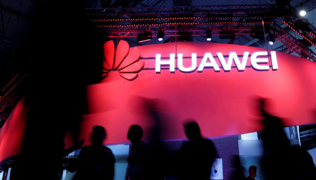 Derfor har PST Huawei-frykt