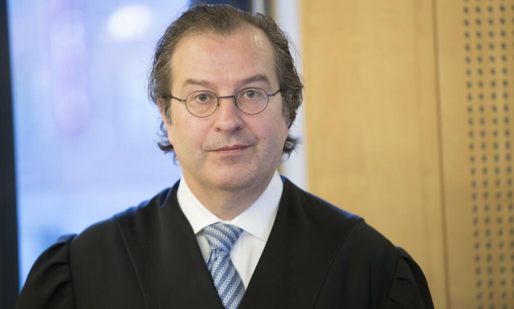 DAGLIG LEDER: Anders Morten Brosveet, daglig leder i advokatfirmaet Elden, tror dommen vil bli omgjort i lagmannsretten. Foto: Vidar Ruud / NTB scanpix