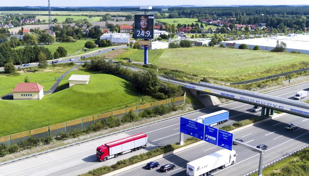 Mange tyskere er mildt sagt lite interessert i å innføre fartsgrenser på motorveiene. (FOTO: Jan Woitas/dpa via AP.)