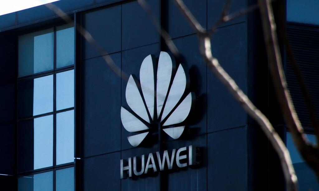 MISTENKELIGGJORT: Den kinesiske telegiganten er under sterkt press i Vesten. Denne uka gikk PST ut og advarte mot å benytte seg av Huawei-produkter i utbyggingen av det norske 5G-nettet. Foto: NTB Scanpix