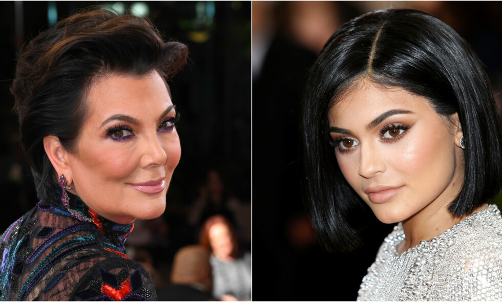LUKSUSHJEM: Kris Jenner (63) og Kylie Jenner (21) har sluppet inn interiørmagasinet Architectural Digest i hjemmene sine. Foto: NTB Scanpix