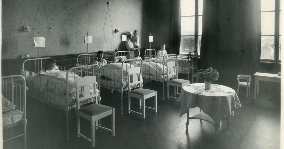 dbf04dd3 Barn alene på sykehus - Marianne (1) lå alene på sykehus i månedsvis, uten  foreldrene sine - Dagbladet