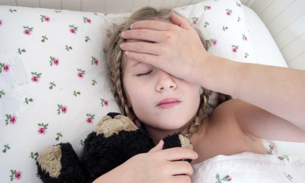 INFLUENSA: Stadig flere får påvist influensaliknende sykdommer. Folkehelseinstituttet venter en ytterligere økning mot slutten av februar.