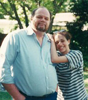 <strong>TETTE BÅND:</strong> Meghan og faren Thomas stod hverandre svært nær tidligere. I dag er ikke forholdet deres det samme. Foto: NTB Scanpix
